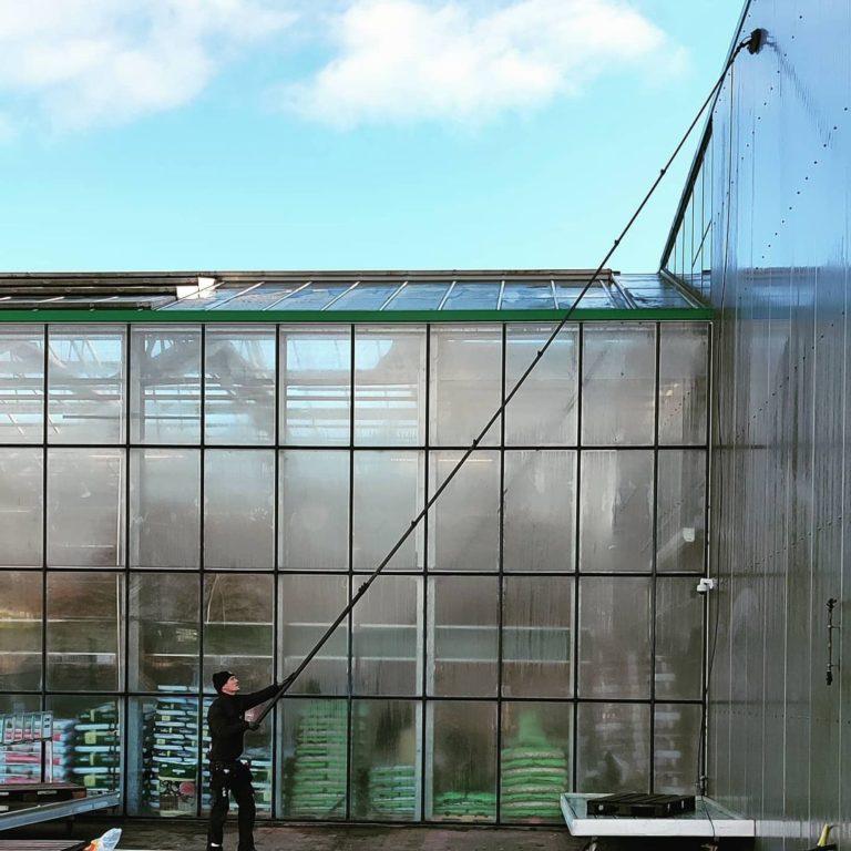 stige vinduespolering vask