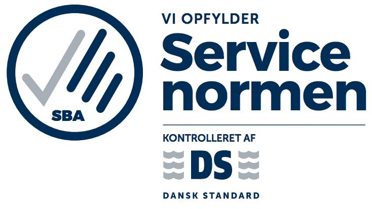 servicenormen logo